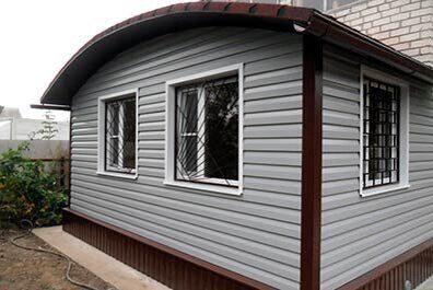 Пристройка жилой комнаты к частному дому в Пензе цена квадратного метра