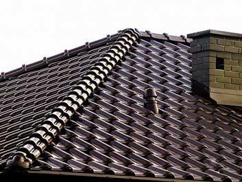 Цена монтажа вальмовой крыши с кровлей из металлочерепицы