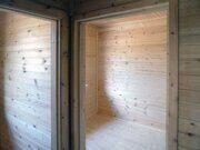 Внутренняя отделка деревянной вагонкой дачного домика каркасного типа