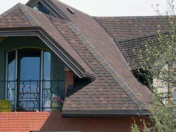 Цена квадратного метра стройки крыши с гибкой черепицей в Пензе